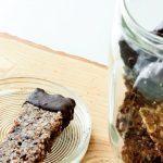 Barras de granola KETO bajas en carbohidratos, nutritivas y perfectas para tu dieta :)