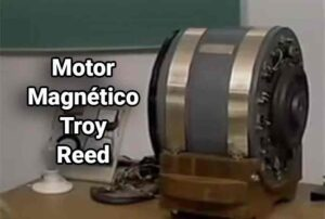 Motor magnético REED
